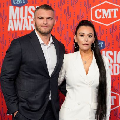 Jenni 'JWoww' Farley and Zack Carpinello's Pose Together at CMT Awards Relationship Timeline