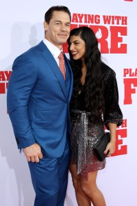 John Cena and Shariatzadeh Engagement Clues