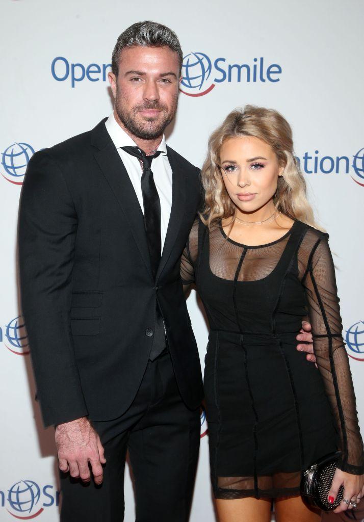 Chad Johnson and Ex Girlfriend Annalise Mishler