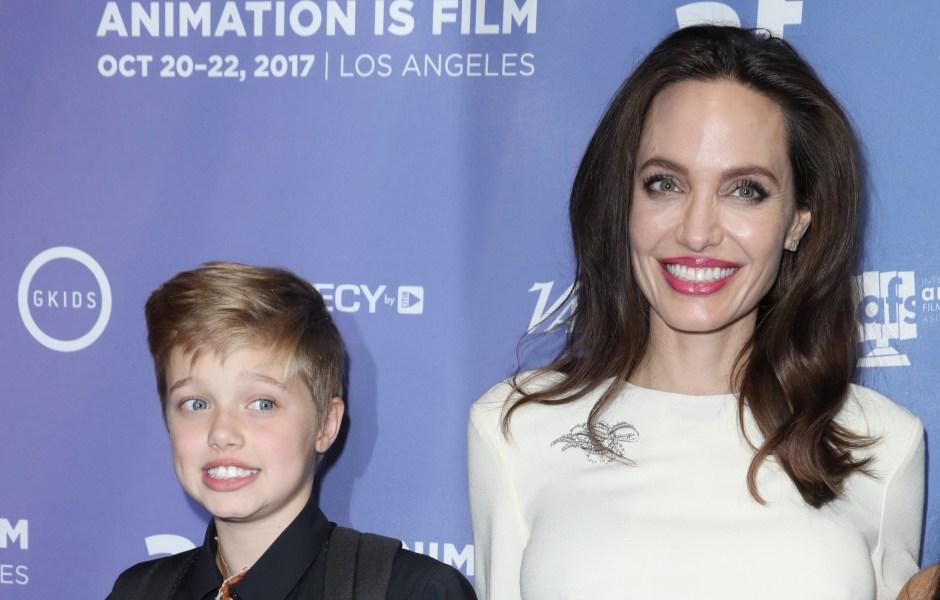 Shiloh Jolie-Pitt Today Transformation Photos