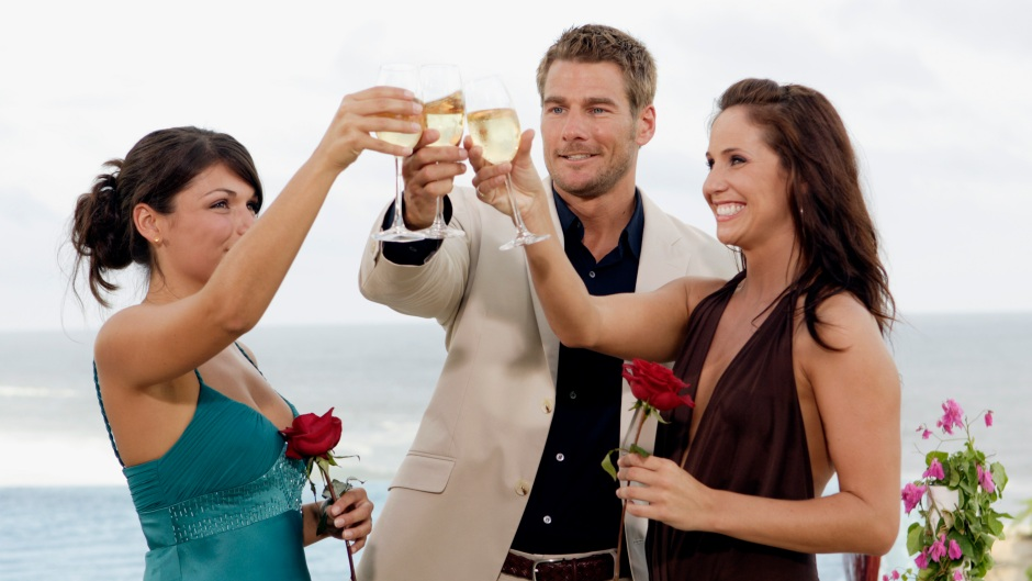 Bachelor Brad Womack Rose Ceremony With Jenni Croft and Deanna Pappas