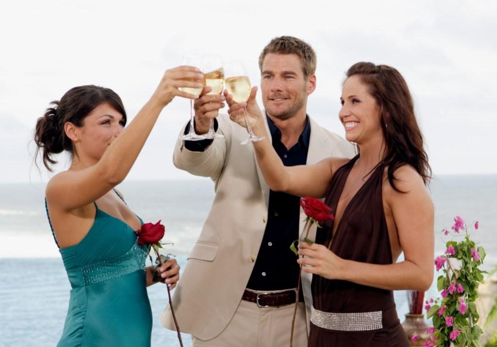 Bachelor Brad Womack Season 11 Deanna Pappas and Jenni Croft