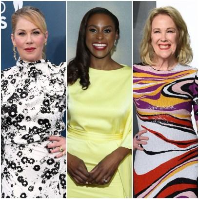 Christina Applegate Issa Rae and Catherine O'Hara 2020 Emmy Nomination List