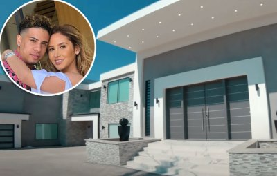 ACE Family Austin McBroom and Catherine Paiz Home