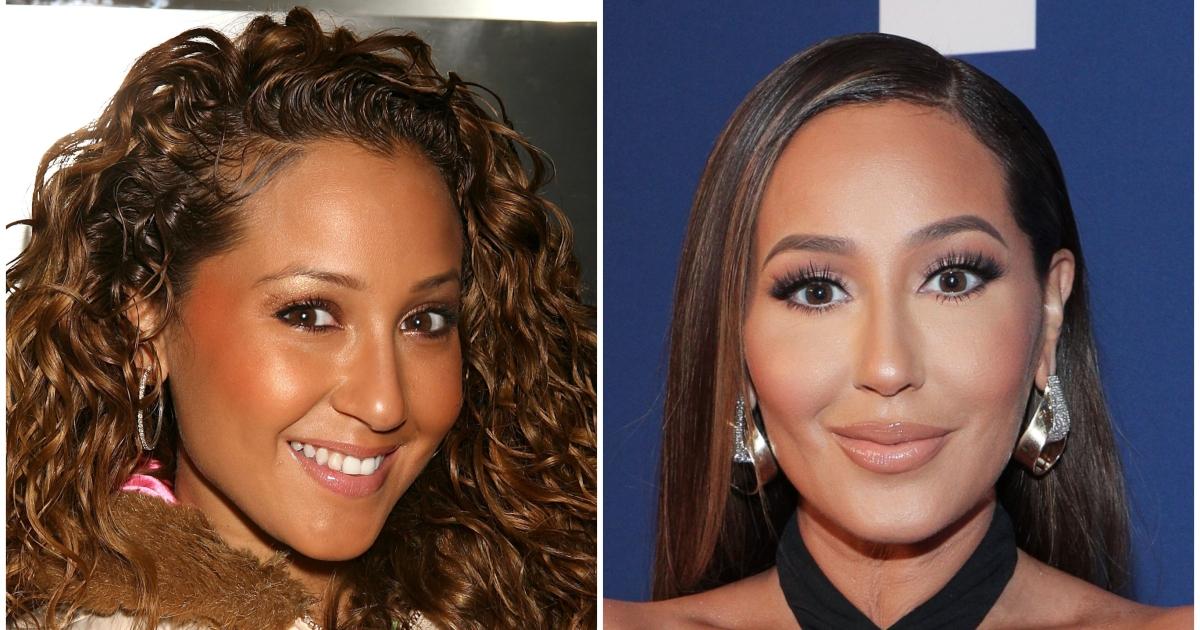 Adrienne Bailon Before And After Photos See Her Transformation