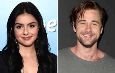 Ariel Winter Boyfriend Luke Benward