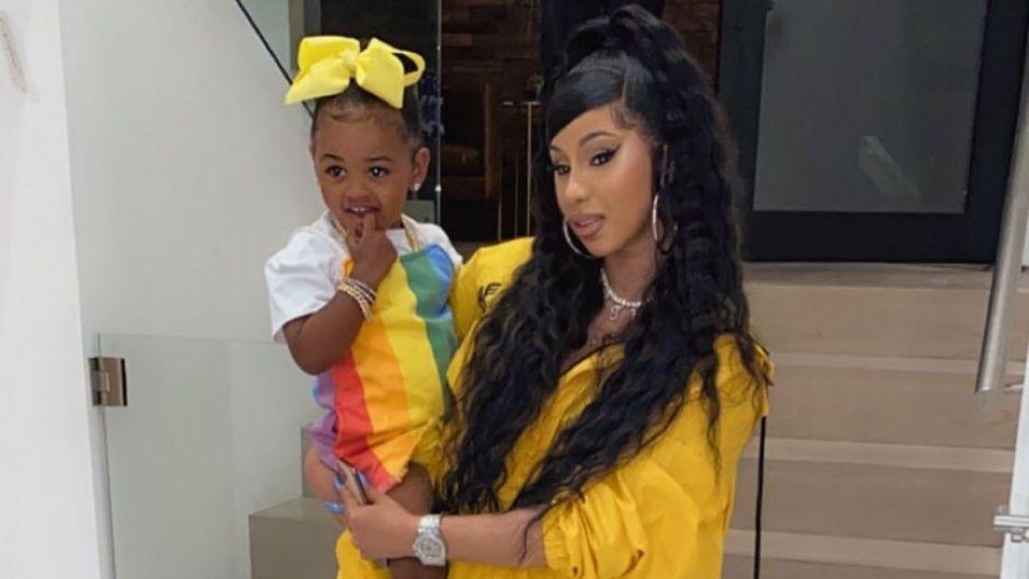 Cardi B Addresses Trolls After Offset Buys Daughter Kulture a Birkin Bag