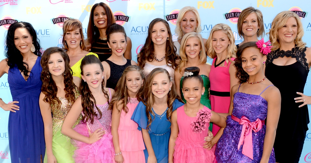 The Cast Of Dance Moms Then And Now Maddie Chloe Nia And More