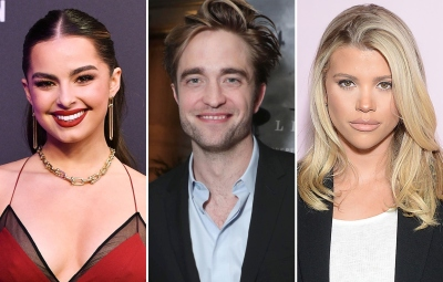 Celebrities Who Can Sing ADDISON RAE ROBERT PATTINSON SOFIA RICHIE