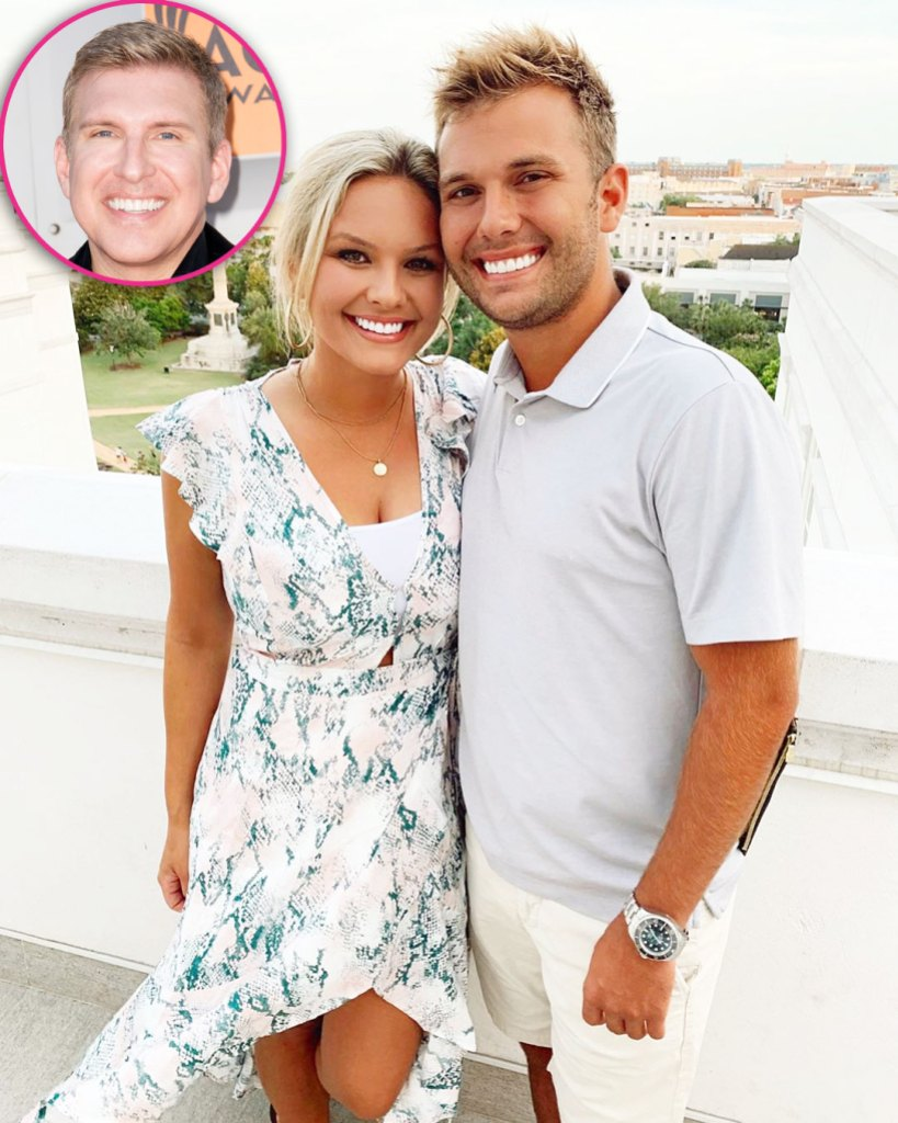 Chase Chrisley Dad Todd Reveals He Approves of His New Girlfriend Emmy Medders