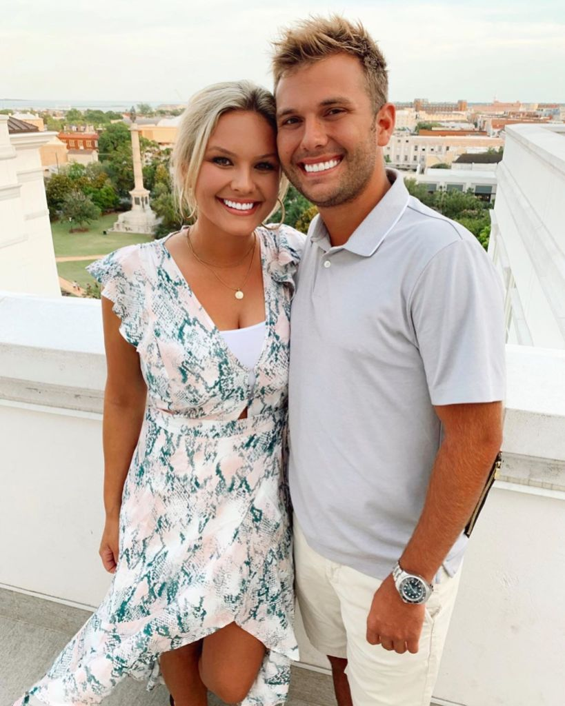 Chase Chrisley New Girlfriend Emily Medders