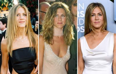 Jennifer Aniston Best Style Moments
