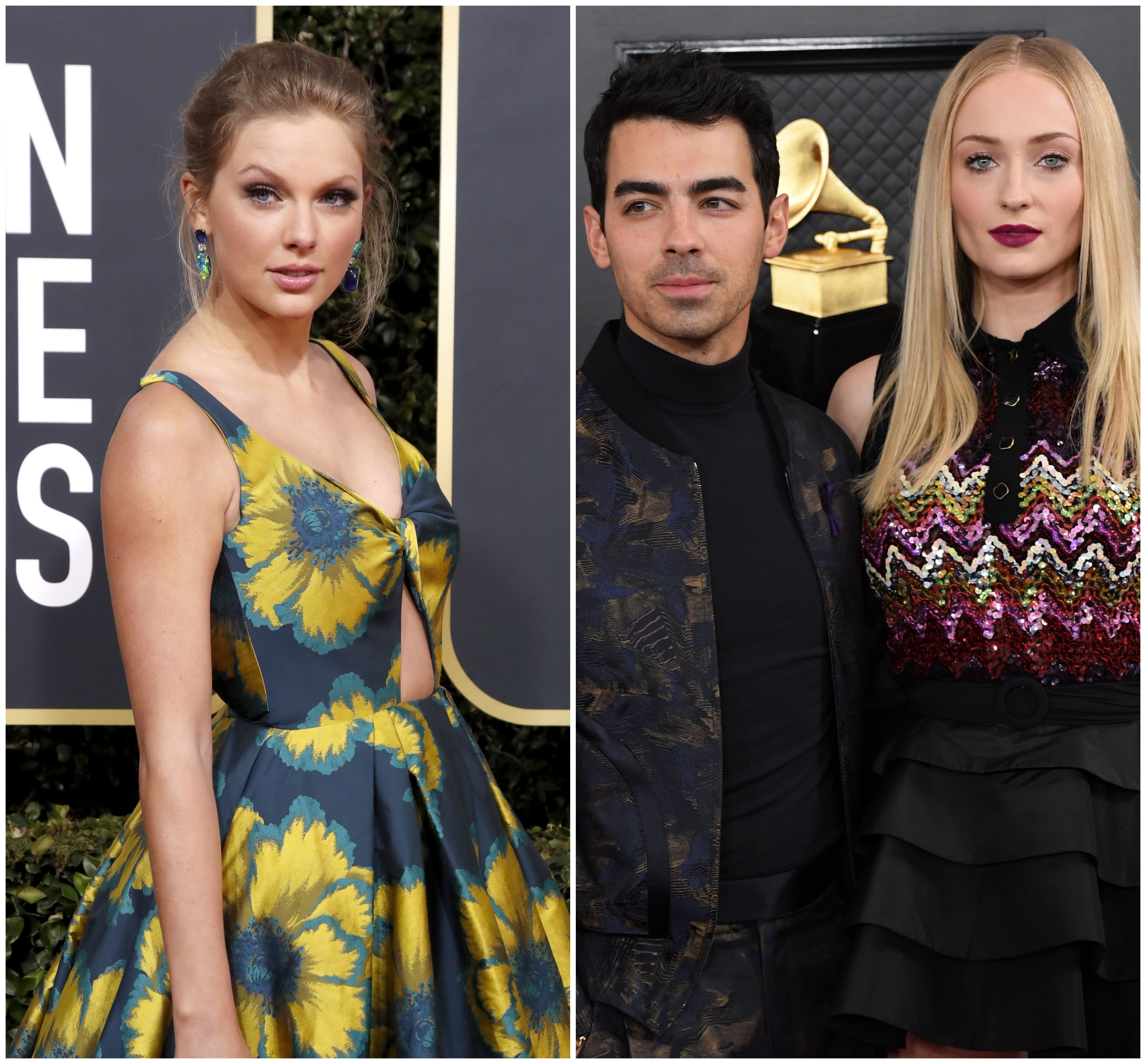 Did Taylor Swift Send Joe Jonas A Baby Gift Invisible String Lyrics