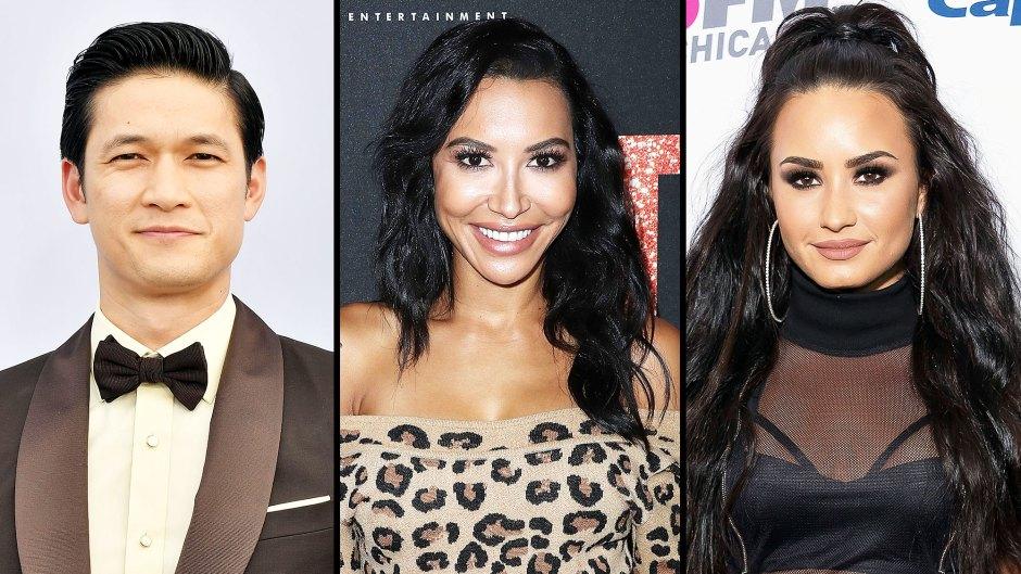 Glee Stars and More Celebrities React to Naya Rivera Going Missing