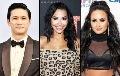 Glee Stars and More Celebrities React to Naya Rivera Going Missing