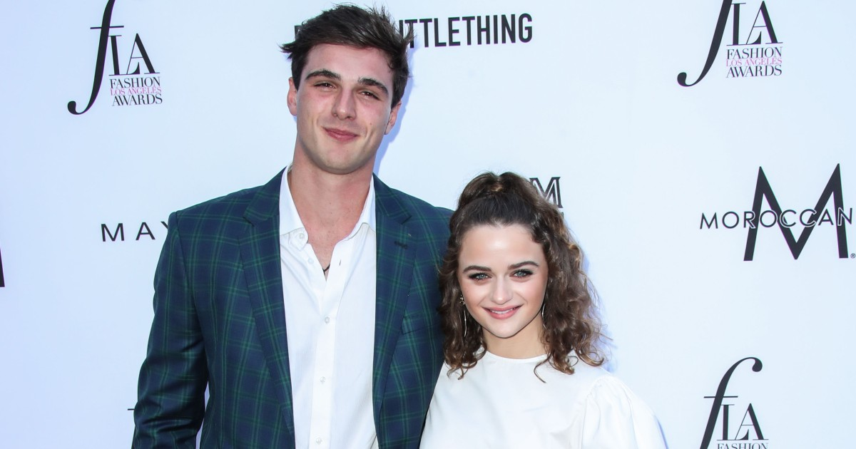 Are Joey King And Jacob Elordi Still Dating Find Out Their Status Netflix star joey king stars in the kissing booth alongside her ex, jacob elordi, so who is she dating in 2020? https www lifeandstylemag com posts are joey king and jacob elordi still dating find out their status