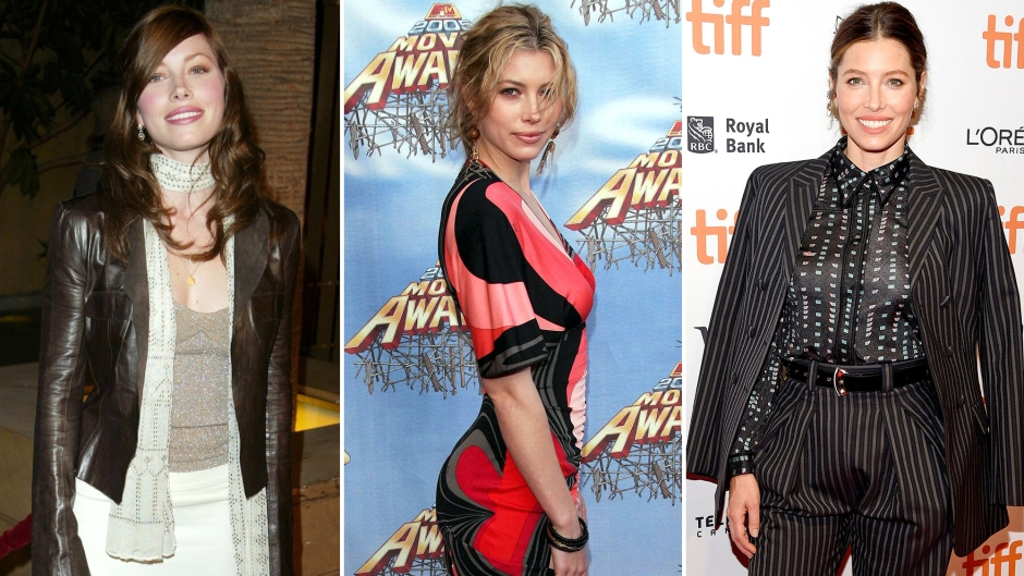 Jessica Biel Has Changed So Much Since Her 7th Heaven Days