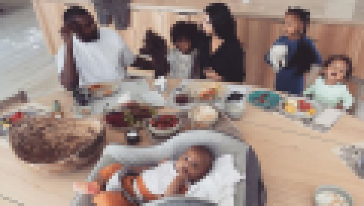 Kardashian-West Family Photos
