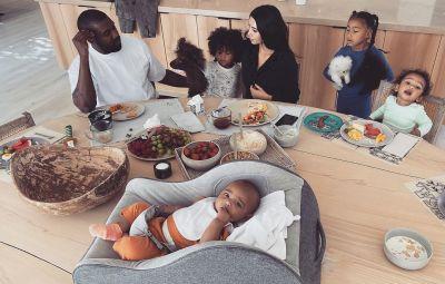 Kardashian-West Family Photos