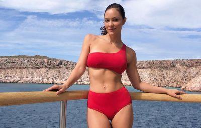 Katharine Mcphee bikini body 2019