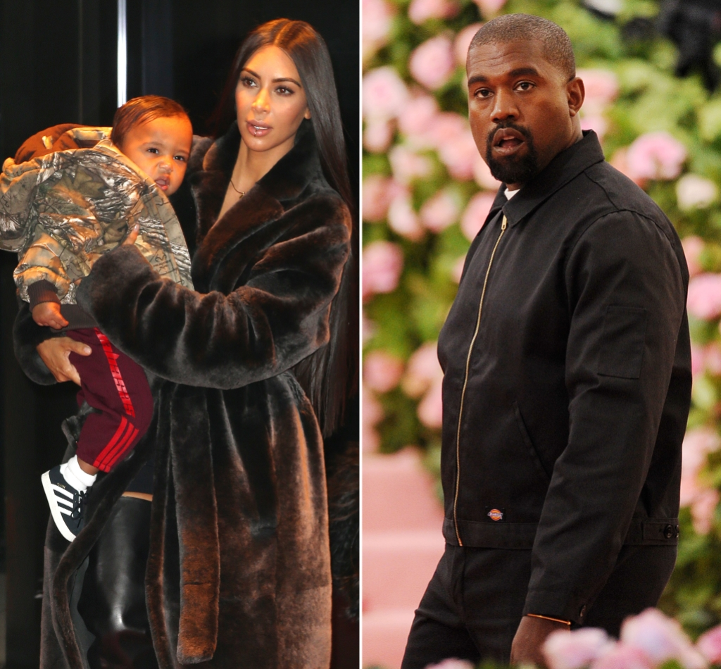 kim kardashian can't stop crying amid drama with husband kanye west