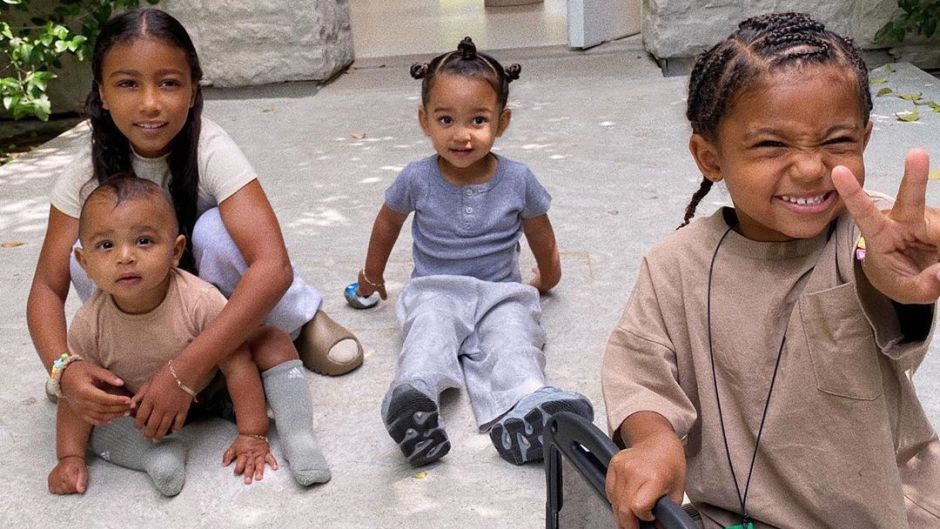Kim Kardashian and Kanye West's Kids, Names, Ages, Birthdays and More