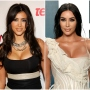 Kim Kardashian Plastic Surgery Transformation Before and After