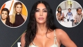 Kim Kardashian Sisters Are Rallying Together Shield Her Kids From Family Drama