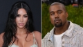 Kim Kardashian Upset in Car With Husband Kanye West After Apology