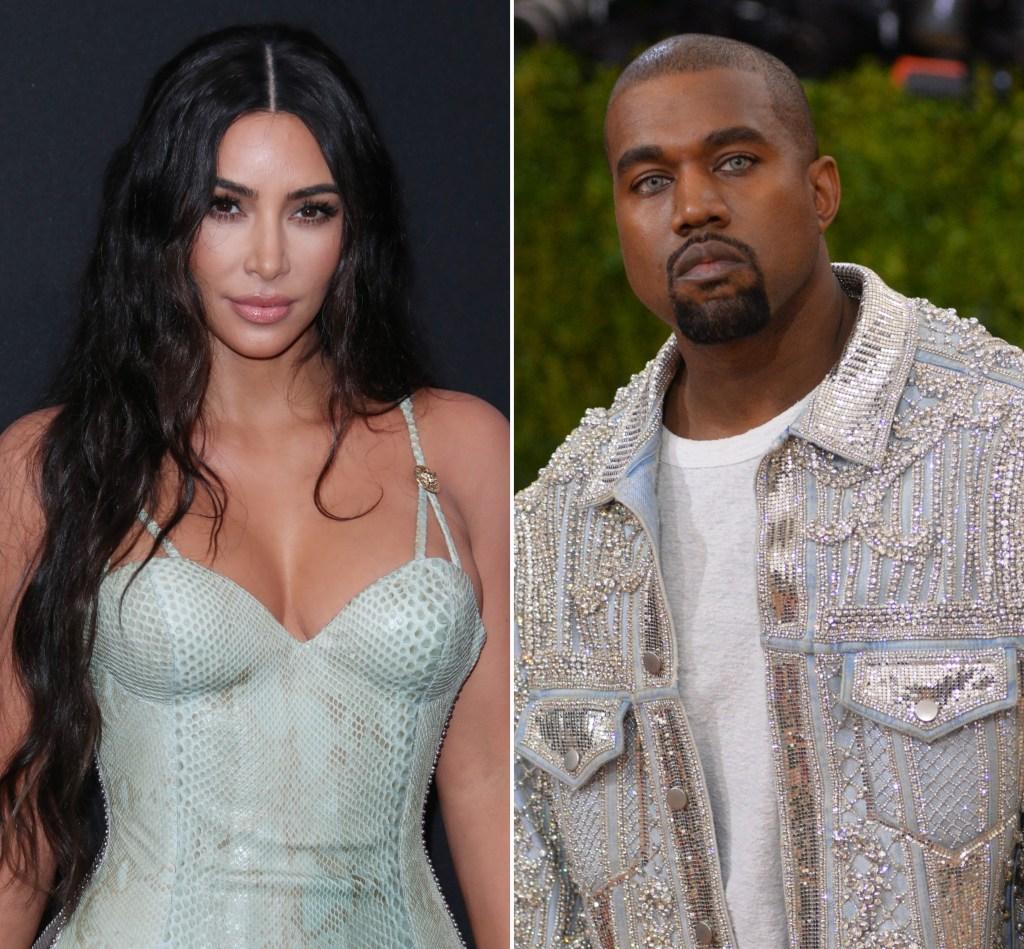 Kim Kardashian Upset in Car With Husband Kanye West After Apology