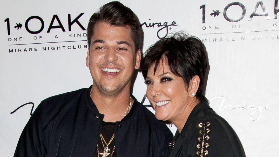 Kris Jenner Hopes Rob Kardashian Returns to KUWTK