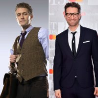 Matthew Morrison Glee Then and Now