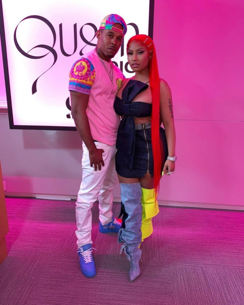 Nicki Minaj Pregnant, Expecting Baby No.1 With Kenneth Petty