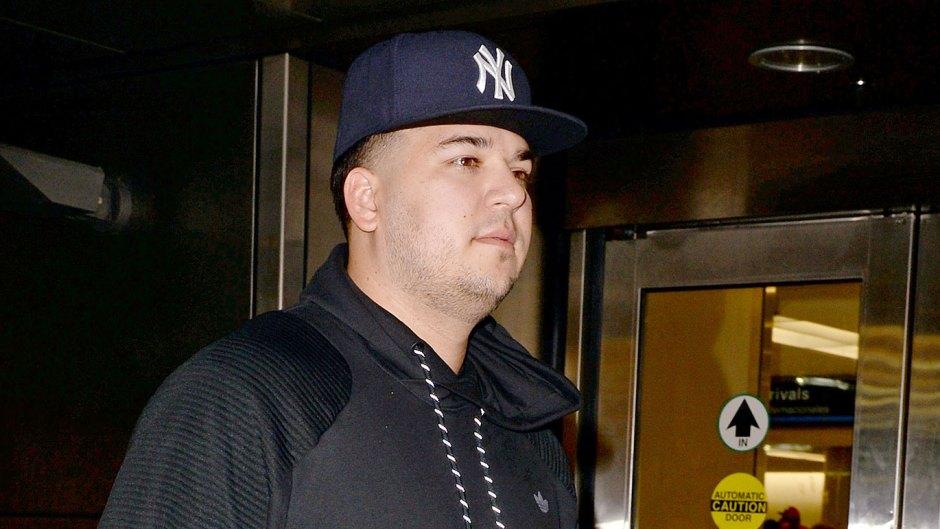 Rob Kardashian Feeling Healthier Regained Confidence