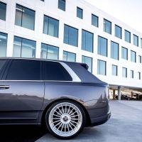 Rob Kardashian Rolls-Royce