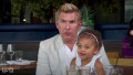 Todd Chrisley and Chloe Chrisley on Chrisley Knows Best