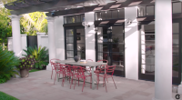 Kendall Jenner House Tour 21 Outdoor Area
