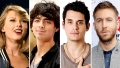 Taylor Swift Ex Boyfriends Joe Jonas John Mayer Calvin Harris