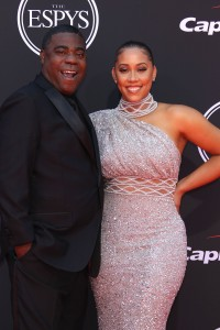 Tracy Morgan and Megan Wollover Split
