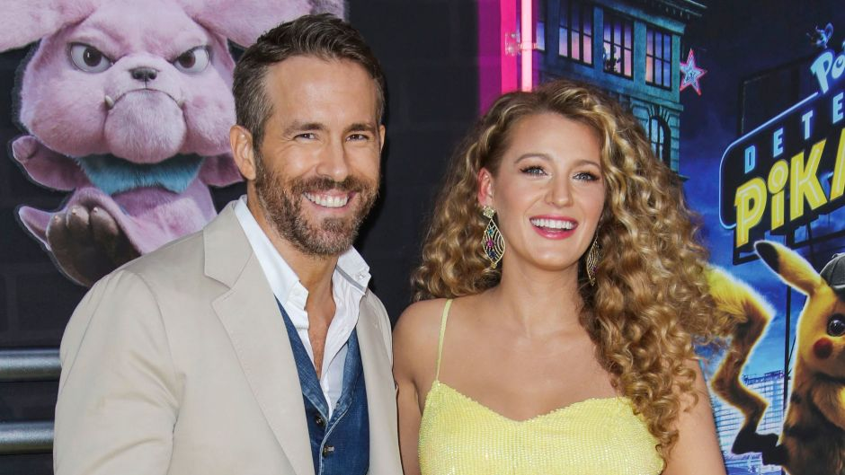 Blake Lively and Ryan Reynolds Joke About Getting Pregnant Againnolds Joke About
