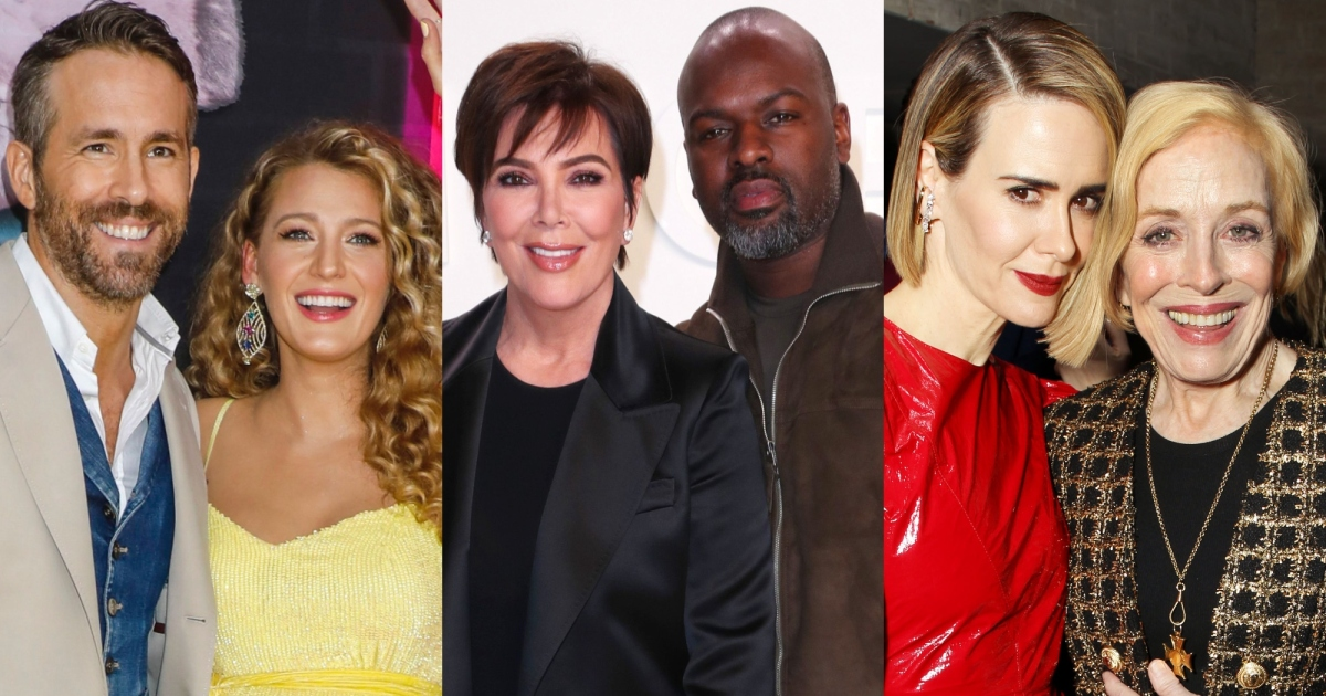 Behold! Here's a List of Celebrity Couples With Big Age Gaps
