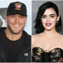 Bachelor Colton Underwood Wears Hat actress Lucy Hale
