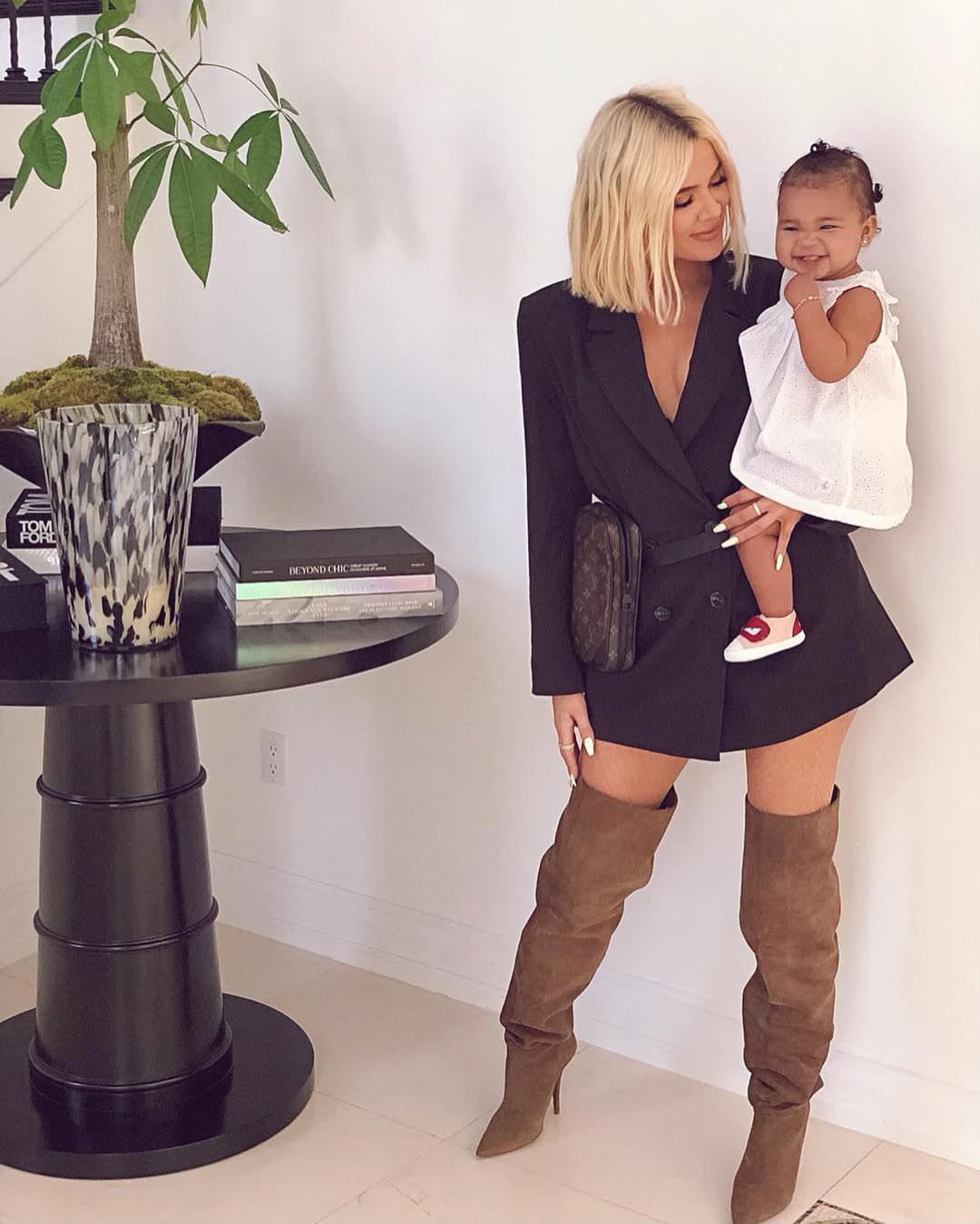 A Look Back at Khloe Kardashian and Tristan Thompson's (Roller-Coaster) Relationship Timeline