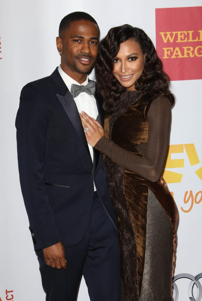 naya-rivera-big-sean-tribute