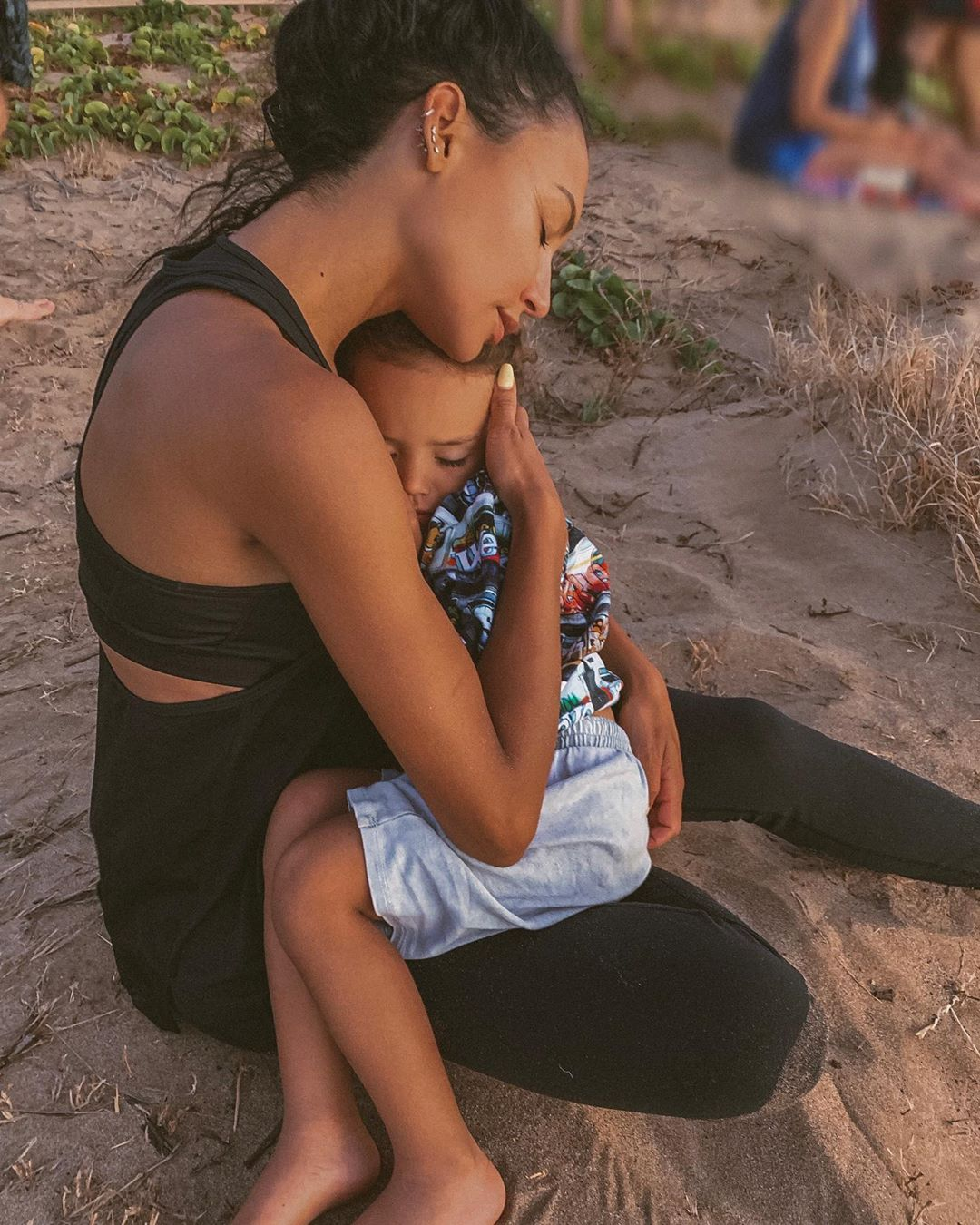 naya-rivera-son-josey-cutest-moments