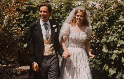 princess beatrice wedding photos