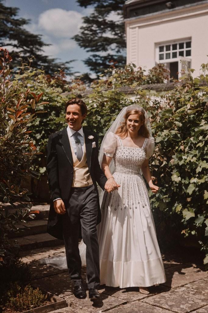 princess beatrice wedding photos