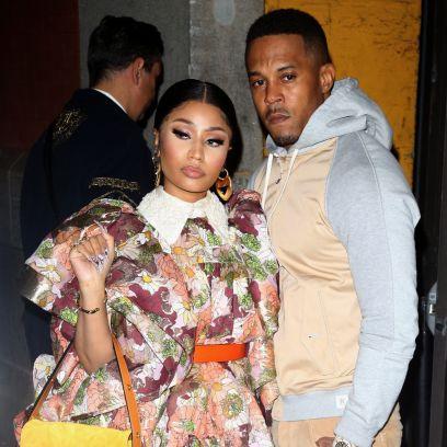 Nicki Minaj and Husband Kenneth Petty