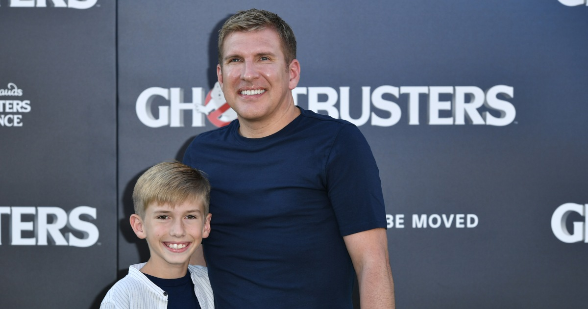 All Grown Up! Todd Chrisley's Youngest Child Grayson Chrisley Is a Teen