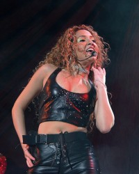Adrienne Bailon Performing 3LW